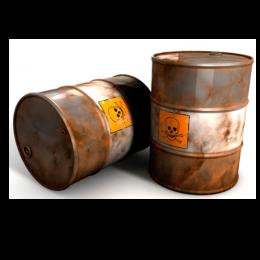 Coleta e transporte de residuos industriais